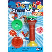 Dough Party Set Press Molder
