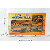 Die Cast Construction Set