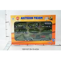 Die Cast Combat Set