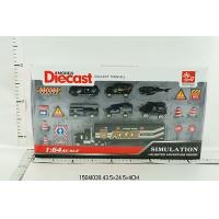 Die Cast Police Set