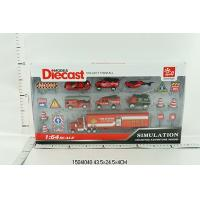 Die Cast Fire Dept Set