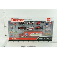 Die Cast Ambulance Set